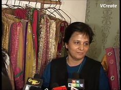 Falguni Pathak's new avatar for Navratri 2012.