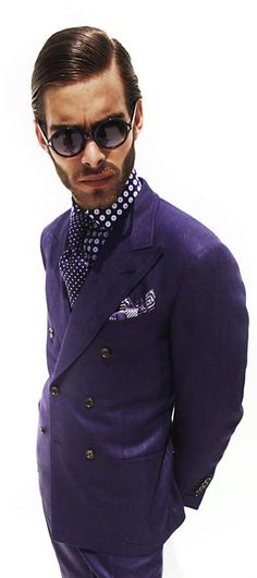 tomford  Marissa Liu Rockstar   Tom Ford Spring 2010 Menswear Looks are Nothing to Frown About Published: Feb 6, 2010