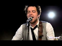 """Lee DeWyze Performs """"Fight"""" LIVE at Billboard Studios"""
