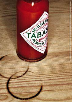 Tabasco advertising