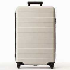 $197.50 for a Muji suitcase. Want to see it in the store to judge whether or not it's flimsy.