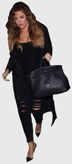 Khloe Kardashian's outfit. Find where to buy the latest celebrity style on WheresThatStyle.com!