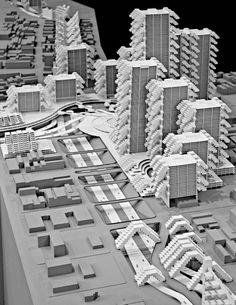 Paul Rudolph - Lower Manhattan Expressway - 1970
