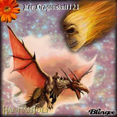 Welcome to my circle Dragonskull121