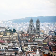 The city of Quito, Ecuador http://www.pearlluxe.com/the-city-of-quito-ecuador/