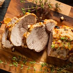 Learn how to make healthy pork chops that your whole family will love. | Health.com