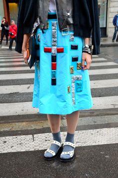Paris Fashion Week SS 2014