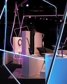 The Ford Design Lounge at the 2015 Salone del Mobile via @sight