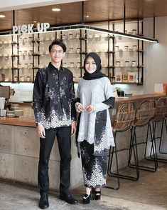[New] The 10 Best Home Decor (with Pictures) - Couple Brokat Pager Bunga Couple : Cewe only : Cowo only : Kebaya Modern Hijab, Model Kebaya Modern, Kebaya Hijab, Kebaya Brokat, Kebaya Muslim, Kebaya Lace, Kebaya Dress, Hijab Dress, Model Dress Batik