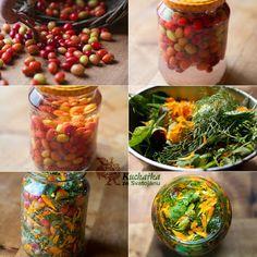 Kuchařka ze Svatojánu Pickles, Salsa, Mexican, Vegetables, Cooking, Ethnic Recipes, Food, Kitchen, Essen
