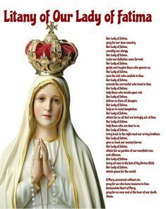 Rosary Quotes, Lady Of Fatima, Holy Rosary, Faith Prayer, Catholic Saints, Blessed Mother, Sacred Heart, Our Lady, Sick