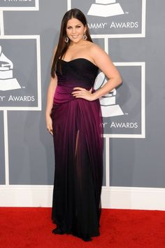 [Celebrity Curves]  Hillary Scott , member of the Grammy winning group Lady Antebellum