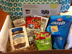 Goodies Box  #Food #Subscriptions #joinchefkey