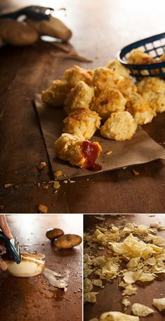 Oven baked tater tots!