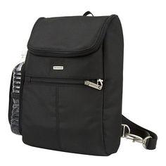 c1320b33f9 Travelon Anti-Theft Classic Convertible Shoulder Bag