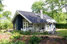 Kleines Ferienhaus in Dänemark nahe Wald und Strand