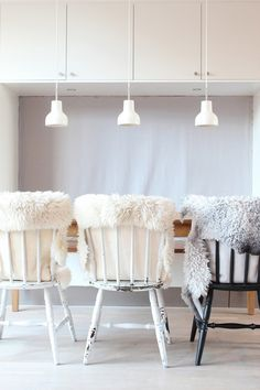 another great way to use sheepskins