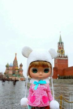 Russia(Red- Square)