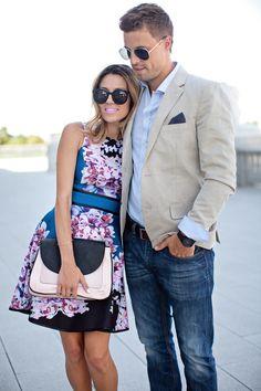 Dressy His & Hers | Hello Fashion