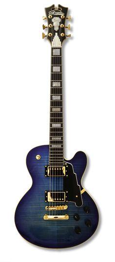 Dangelico guitars standard series ex-sd