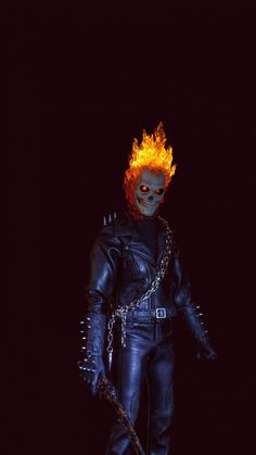 Find the best Ghost Rider Wallpaper HD on GetWallpapers. We have background pictures for you! Ghost Rider Wallpaper, Goblin King, Cool Bluetooth Speakers, Background Pictures, Fun To Be One, Comic Art, Comic Book, Batman, Marvel