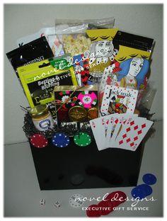 Las Vegas Bluff Gift Basket. #LasVegas #GiftBaskets #Hotel #Delivery
