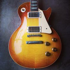 "1959 Gibson Les Paul Standard ""Burst"" #rumbleseatmusic"