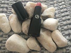 #Lipstick #Armani-510-Alba #lips #clairebaker #makeup