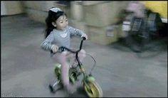 Parking my Bike LIKE A BOSS