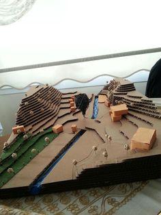 #Arazi #Maketi #architecturel #model #architecture #models #finallyproject