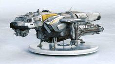 Spaceship Weasel by Niels Wagner