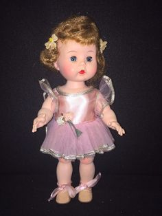 VINTAGE Littlest Angel R&B DOLL, #1010, CUTE!  | Dolls & Bears, Dolls, By Brand, Company, Character | eBay!