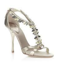 avant garde wedding shoes