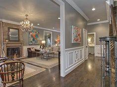 Kelly Clarkson's Living Room