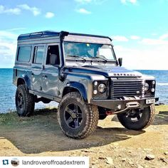Land Rover Defender 110 Extreme                              …