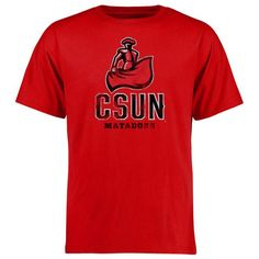 Cal State Northridge Matadors Big & Tall Classic Primary T-Shirt - Red - $24.99