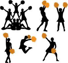 Go team go   Vinyl Creations   Cheerleading, Cheer, Cheer coaches