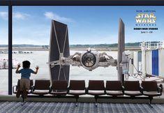 Star Wars weekend as Disney