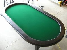 How to Build a Poker Table Plans