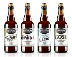 choc beer ale packaging from funnel design group