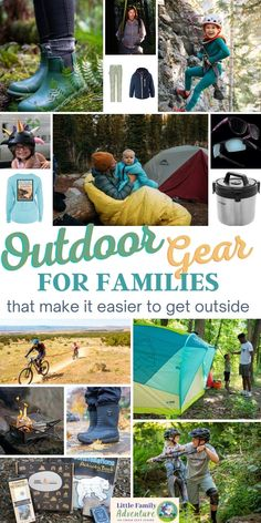 The best outdoor products of 2021 that make it easier to get kids outside this spring. From rain boots and base layers to RV rentals and backcountry guided tours, plus helmet accessories that get kids to want to wear their helmets and portable fore pits, here are the products we recommend for mud season, spring weather, and daily rain showers. Camping Activities, Family Activities, Outdoor Fun, Outdoor Ideas, Child Bike Seat, Helmet Accessories, Spring Shower, Outdoor Products, Spring Weather