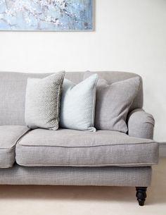 sofa.com Snowdrop in Dexter Linen                              …