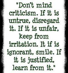 ~~Good Advice~~