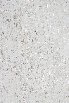 Front Bath, White, Cork Wallpaper