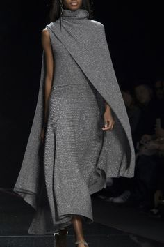 Anteprima at Milan Fashion Week Fall 2015 - Details Runway Photos
