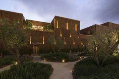Moroccan Pavilion Milan Expo 2015 / KILO Architectures