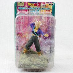 Dragon Ball Z Trunks Figure Collection Vol.2 Banpresto JAPAN ANIME MANGA