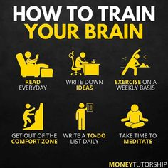 Train Your Brain, How To Train Your, Business Motivation, Study Motivation, Boss Quotes, Life Quotes, Successful Business Tips, Success Mantra, Coaching