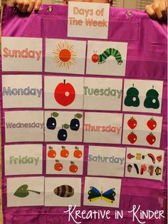 "Activities for ""The Very Hungry Caterpillar"" - Kreative in Life"