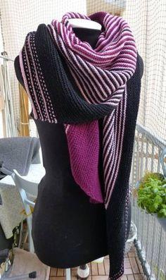 Crochet Hood, Crochet Needles, Knit Or Crochet, Lace Knitting, Crochet Shawl, Ravelry, Knitted Shawls, Knitted Blankets, Knit Wrap Pattern